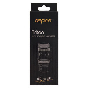 Aspire Triton 1.8 ohm Replacement Atomizers / Coils