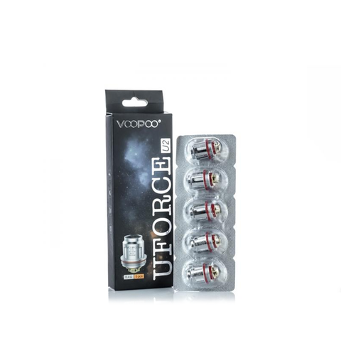 Voopoo UFORCE Replacement Coils 5 Pack