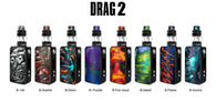 VOOPOO DRAG 2 Full UK Subohm Kit