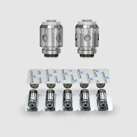 Vandy Vape BSKR Berserker Replacement Coils/Atomisers 5 pack