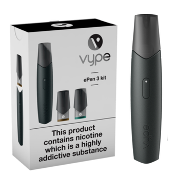 Vype EPen3 Starter Kit - 2 Pods Included