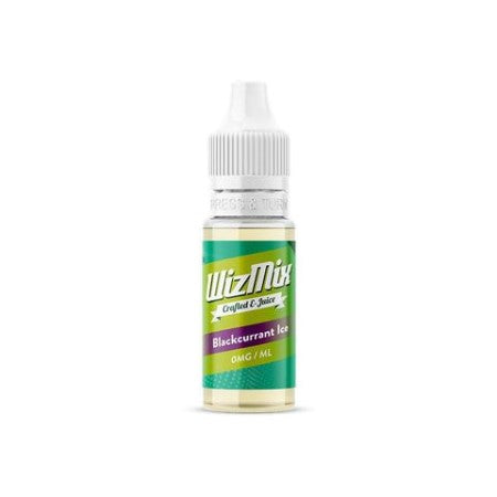 WizMix ELiquid 10ml Blackcurrant Ice