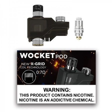 SnowWolf Wocket Replacement Pod
