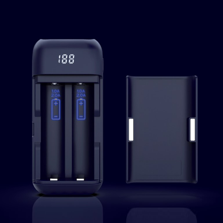 XTAR PB2 Portable Charger and Power Bank