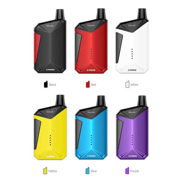 Smok X-Force Full Starter Kit