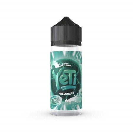 Yeti Eliquid Shortfill Blizzard Original