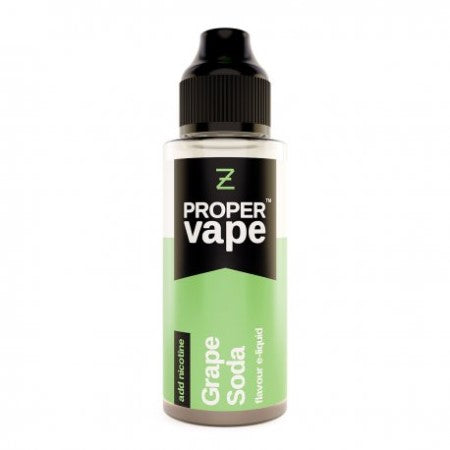 Zeus Juice Proper Vape - Grape Soda