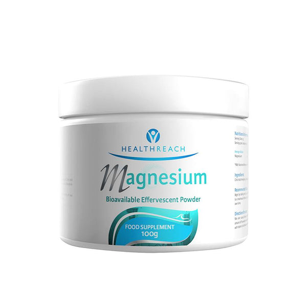Magnesium Effervescent Powder 100g - The Beverage Works