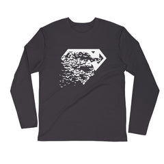 Superbat White Long Sleeve
