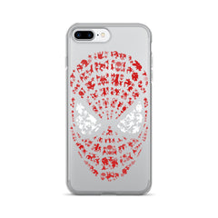 Arial Web iPhone 7/7 Plus Case