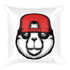 Cheer Bear 21 Square Pillow