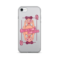 Queen of Donuts iPhone 7/7 Plus Case