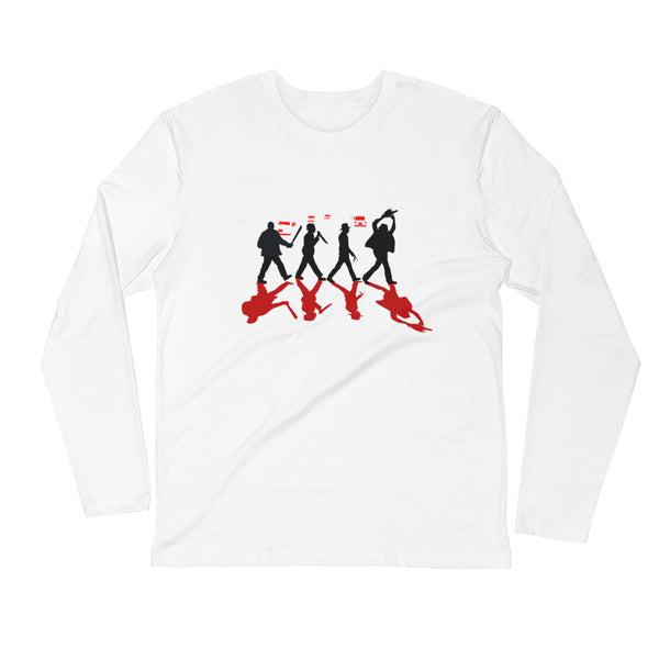 Abbey Road Killers Long Sleeve