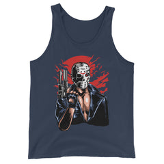 Jason Will Be Back Tank-Top