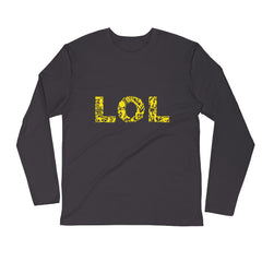 LOL Yellow Long Sleeve