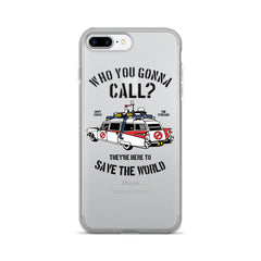 Ecto-1 iPhone 7/7 Plus Case