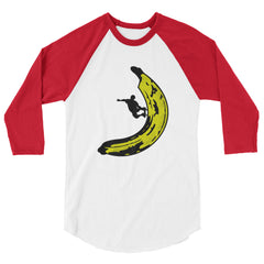The Banana 720 3/4 Sleeve