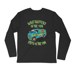 It Stays in The Van Long Sleeve