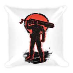 Gatsu Square Pillow