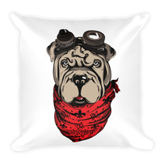 Notorious D.O.G Square Pillow