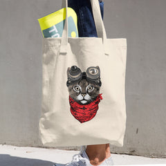 Furr Out Tote Bag