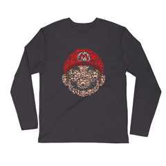 Arial Iron Long Sleeve