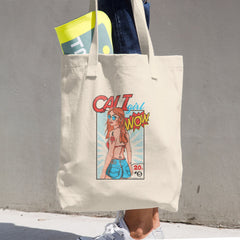 Cali Girl Tote Bag