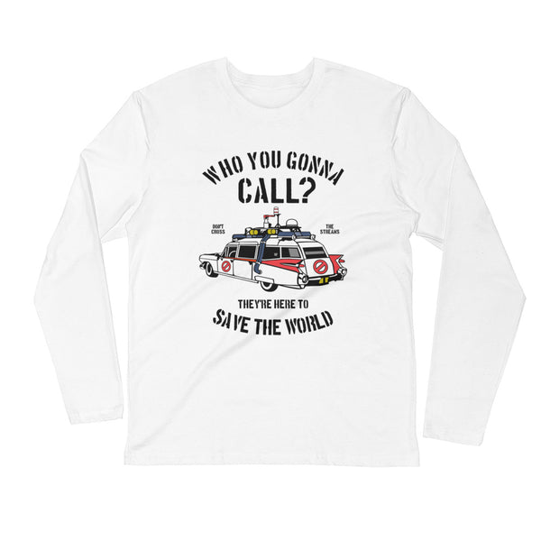 Ecto-1 Long Sleeve