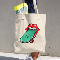 The Skating Stones Tote Bag