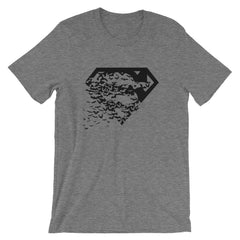 Superbat Black T-Shirt