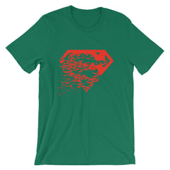 Superbat Red T-Shirt
