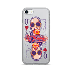 Queen of Lollipop iPhone 7/7 Plus Case