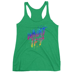 What If Racerback Tank