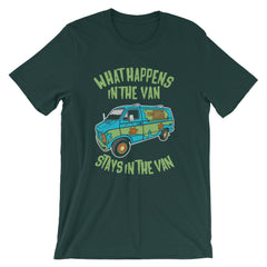 It Stays in The Van T-Shirt