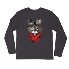 Furr Out Long Sleeve