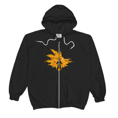 Legendary Warrior Zip Hoodie