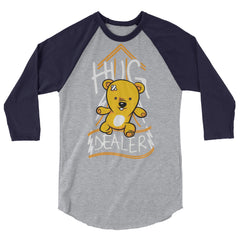 Hug Dealer 3/4 Sleeve
