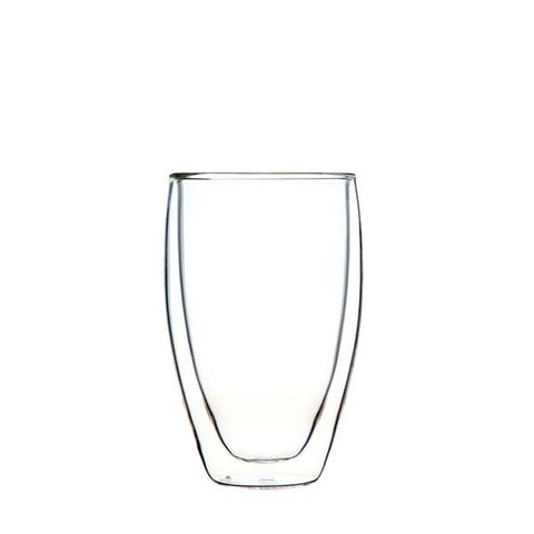 Double Wall Glass Cup 400ml