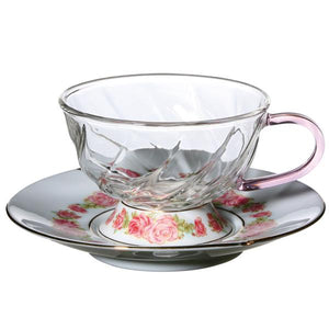 Fusion Rose Tea Set