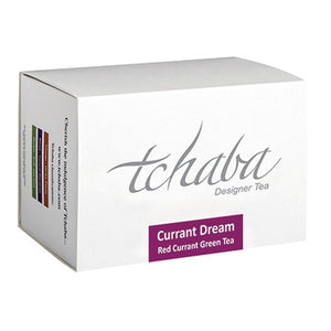 Tchaba Tea Currant Dream Box of Sachets