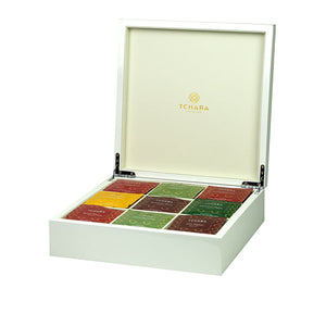 Luxury Tea Box White