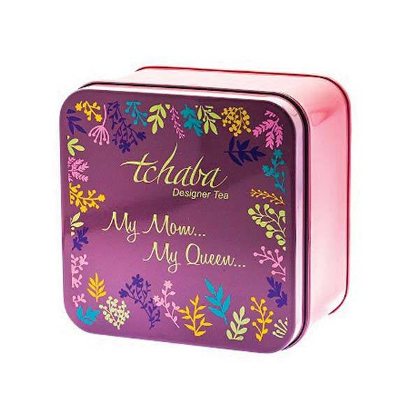Tea Caddy - My Mom, My Queen