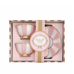 Teacup Petit Striped Blush