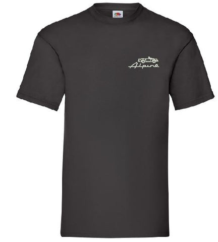 Sunbeam Alpine Owners Club Embroidered Men's T-Shirts