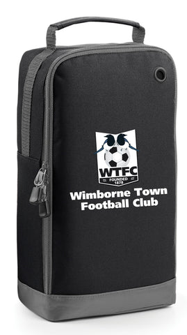 Wimborne Town Football Club <br> Junior Boot Bag