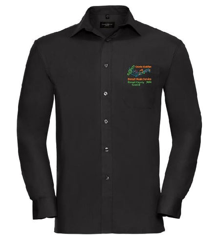 Dorset Music Service Embroidered Mens Shirt