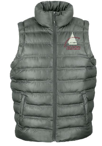 S.O.A <br> Mens Padded Gilet