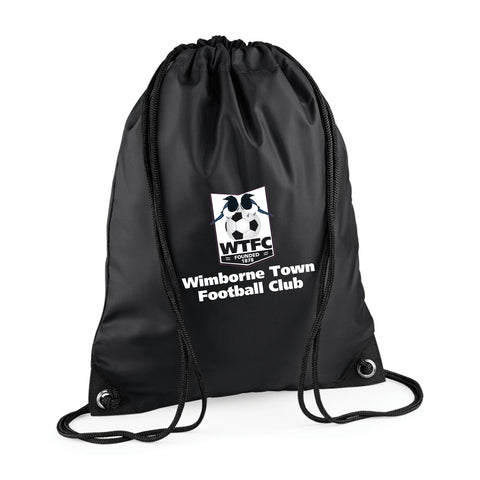 Wimborne Town Football Club <br> Gym Sack