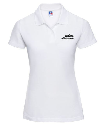 29eac743c87a Sunbeam Alpine Owners Club Embroidered Ladies  Polo Shirt – Axent ...