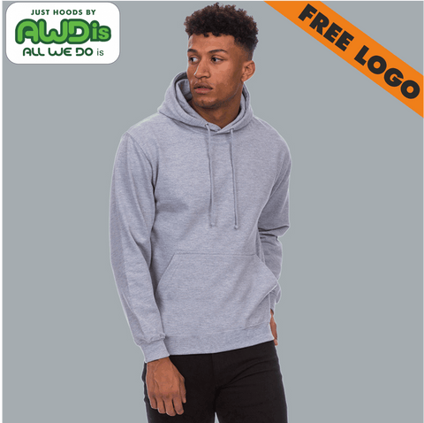 8 x AWDis Hoodies For £99 - Includes Free Logo!